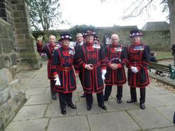 Kenny McGraths Funeral.Guisbrough Priory Wed 1st Nov 2017 021