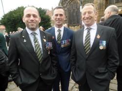 Kenny McGraths Funeral.Guisbrough Priory Wed 1st Nov 2017 011