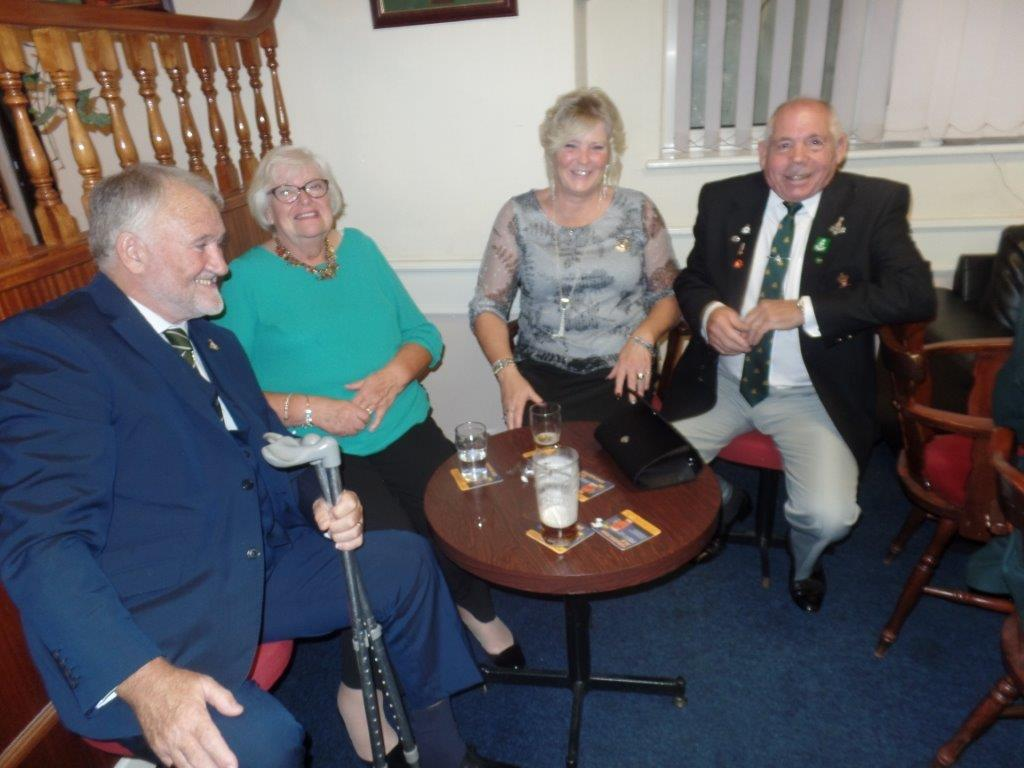 Green Howards Reunion,T.A  Centre Stockton Rd,Sat 15th Oct 2016 072