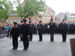 Ypres,Tynecot,Passchendale,Belgium 28th June 3rd July 2016 370