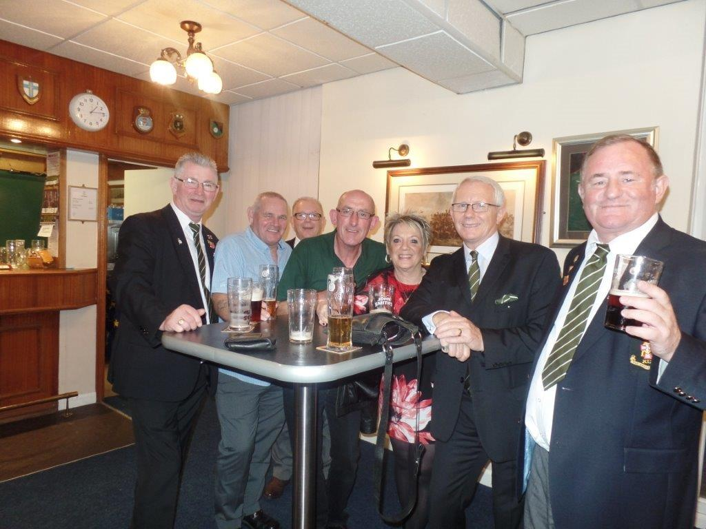 Green Howards Reunion,T.A  Centre Stockton Rd,Sat 15th Oct 2016 195