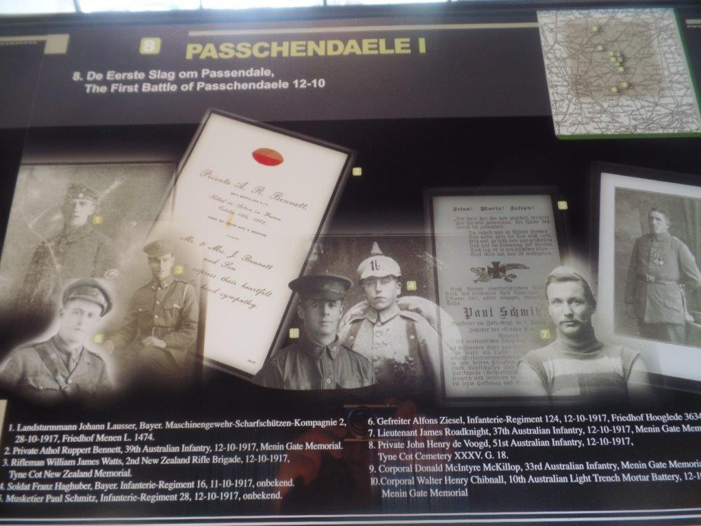 Ypres,Tynecot,Passchendale,Belgium 28th June 3rd July 2016 209