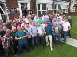 Stan Hollis V.C Memorial.Longlands Club Sat 2nd Aug 2014 095