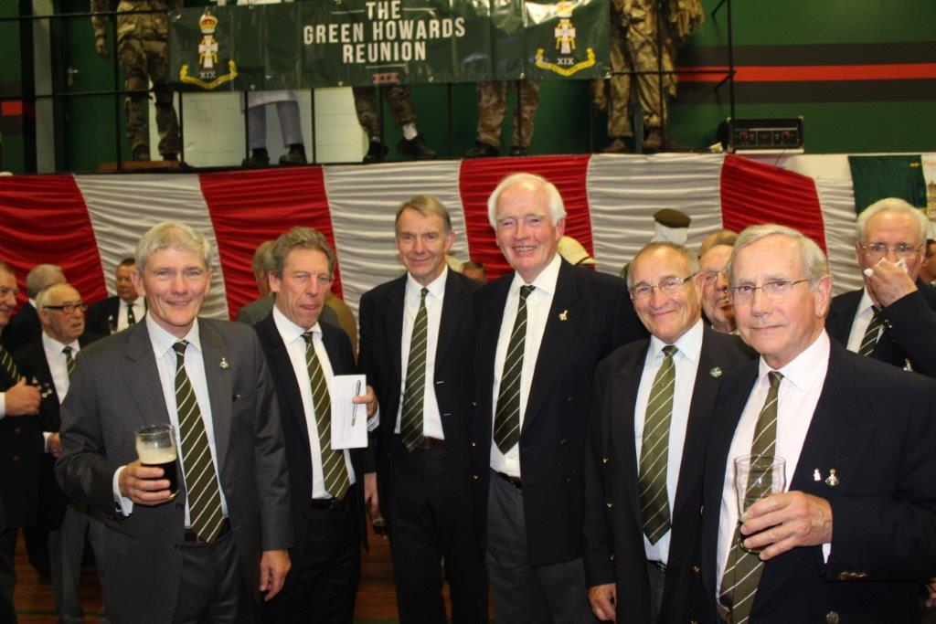 Green Howards Reunion Sat 7th Oct 2017 Cannon Camera 120