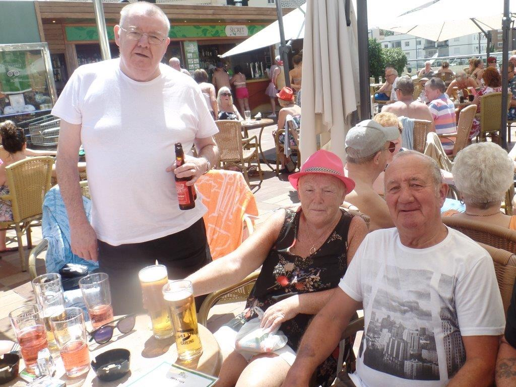 Green Howards.Benidorm Fun In The Sun.Mon 28th,Mon 4th June 2018 432
