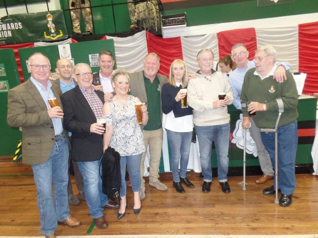 Green Howards Reunion.T.A Centre Stockton Rd.Fri 14th Oct 067