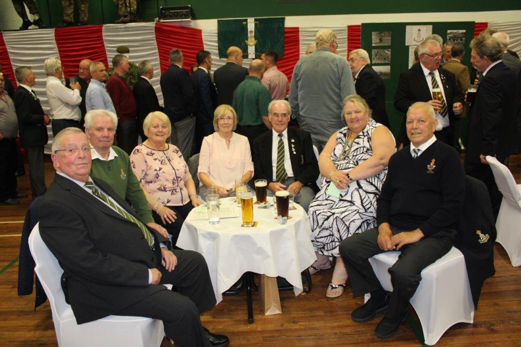 Green Howards Reunion Sat 7th Oct 2017 Cannon Camera 027
