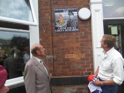 Stan Hollis V.C Memorial.Longlands Club Sat 2nd Aug 2014 021