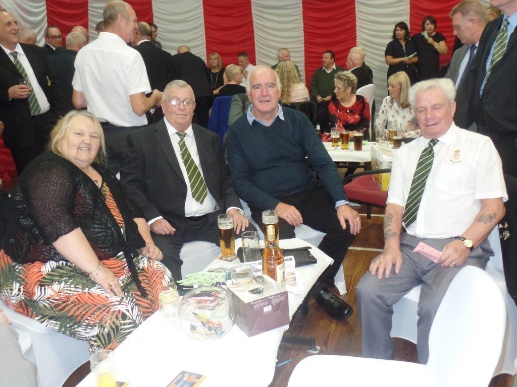 Green Howards Reunion,T.A  Centre Stockton Rd,Sat 15th Oct 2016 104