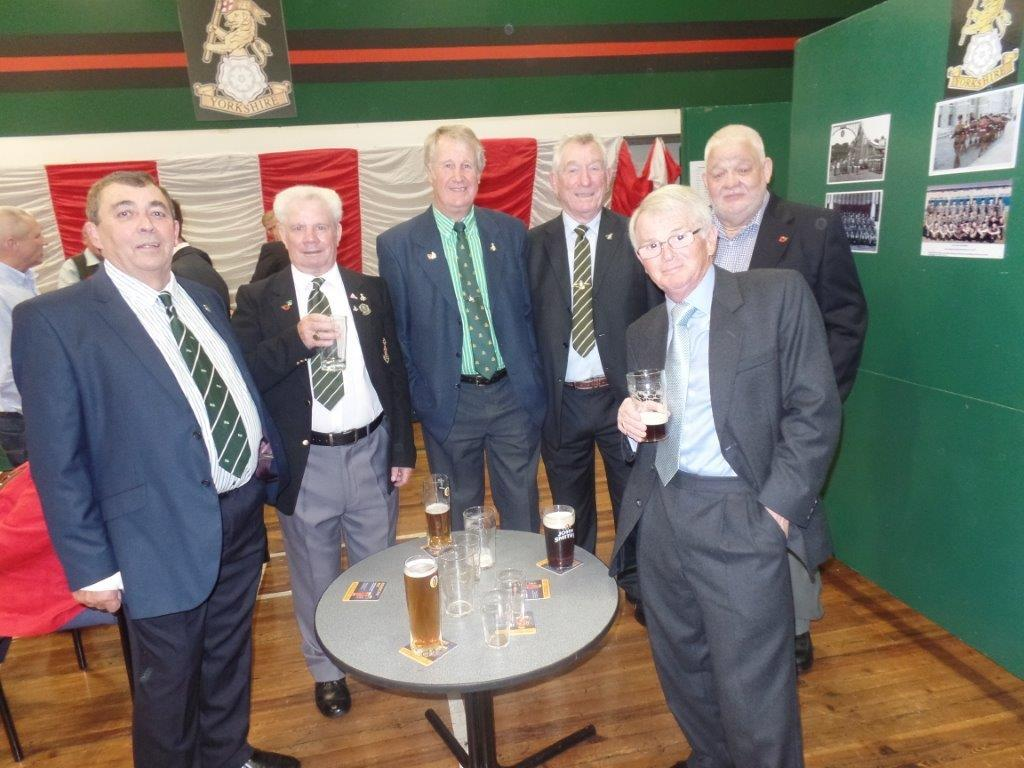 Green Howards Reunion,T.A  Centre Stockton Rd,Sat 15th Oct 2016 023