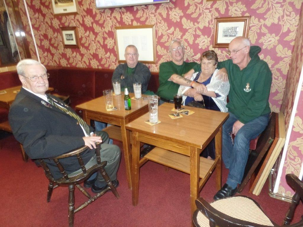 Green Howards Reunion,Lizzy 50th Longlands,Sat 15th Oct 2016 093