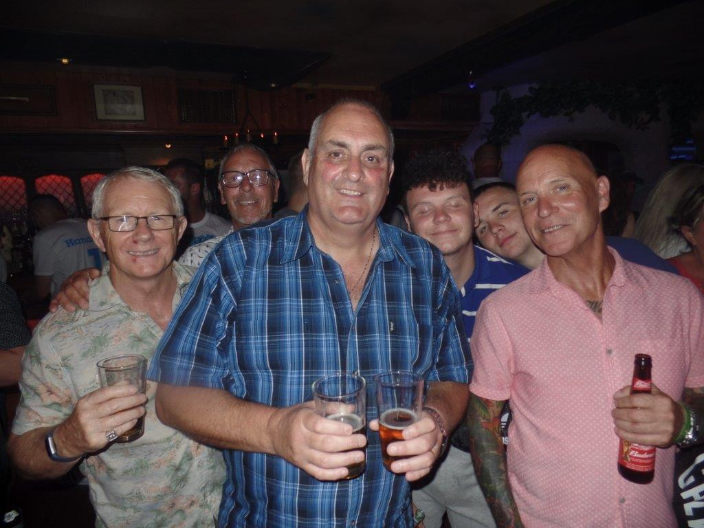 Green Howards Benidorm. Fun In The SunMon 28th May Mon 4th June 033