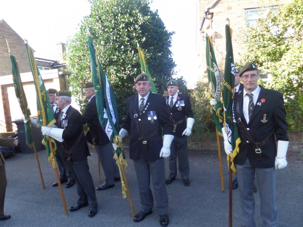 Green Howards Reunion,Scarborough Thu 16th Mon 20th Oct  2014 476