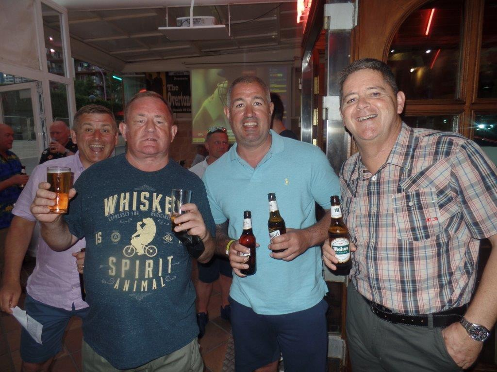 Green Howards.Benidorm Fun In The Sun.Mon 28th,Mon 4th June 2018 476