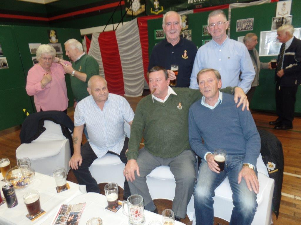 Green Howards Reunion.T.A Centre Stockton Rd.Fri 14th Oct 070