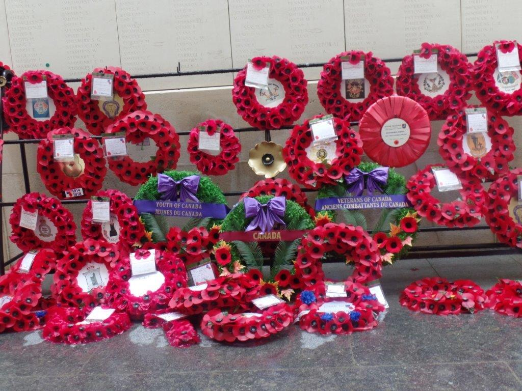Ypres,Tynecot,Passchendale,Belgium 28th June 3rd July 2016 333