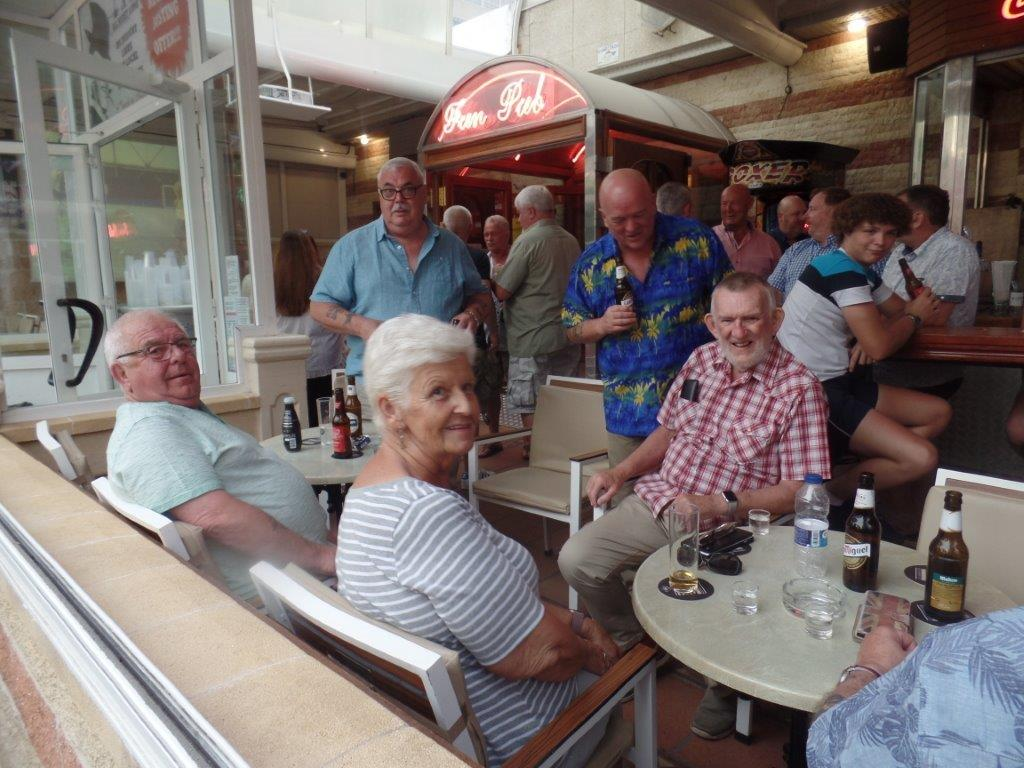 Green Howards.Benidorm Fun In The Sun.Mon 28th,Mon 4th June 2018 436