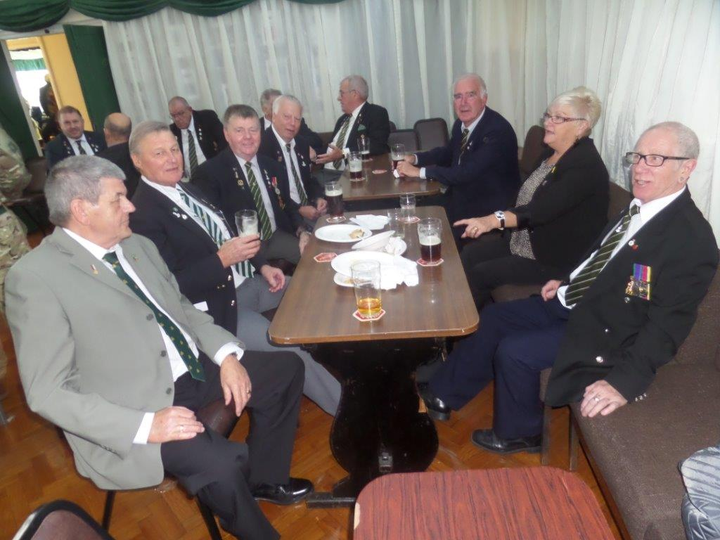 Green Howards Reunion,Scarborough Thu 16th Mon 20th Oct  2014 540