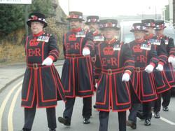 Kenny McGraths Funeral.Guisbrough Priory Wed 1st Nov 2017 080