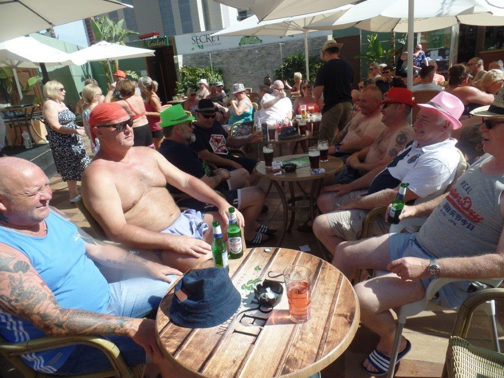 Green Howards.Benidorm Fun In The Sun.Mon 28th,Mon 4th June 2018 396