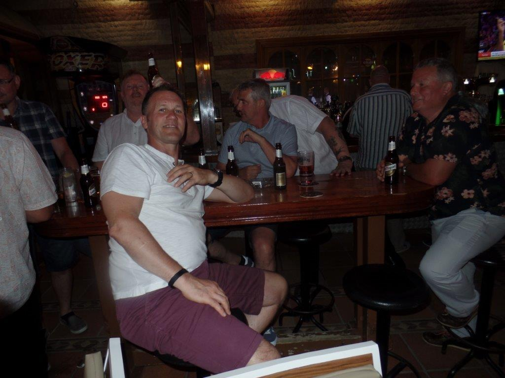 Green Howards Benidorm.Fun In The Sun.Mon 28th Mon 4th June 2018 056