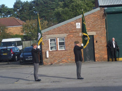 Green Howards Reunion,Scarborough Thu 16th Mon 20th Oct  2014 466