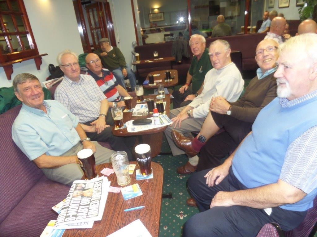 Green Howards Reunion,Scarborough Thu 16th Mon 20th Oct  2014 240