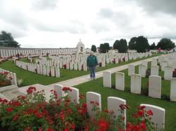 Ypres,Tynecot,Passchendale,Belgium 28th June 3rd July 2016 193