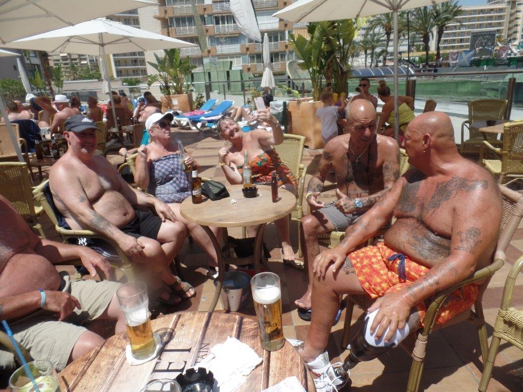 Green Howards.Benidorm Fun In The Sun.Mon 28th,Mon 4th June 2018 335