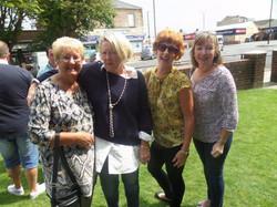 Stan Hollis V.C Memorial.Longlands Club Sat 2nd Aug 2014 030