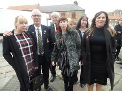 Kenny McGraths Funeral.Guisbrough Priory Wed 1st Nov 2017 063