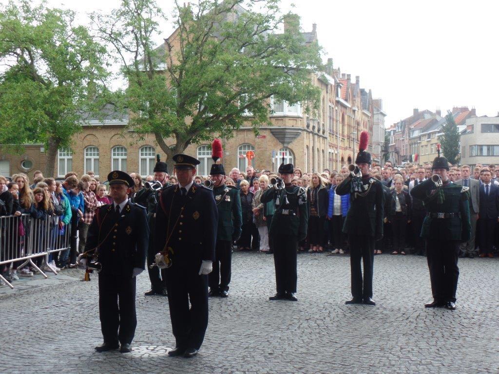 Ypres,Tynecot,Passchendale,Belgium 28th June 3rd July 2016 371
