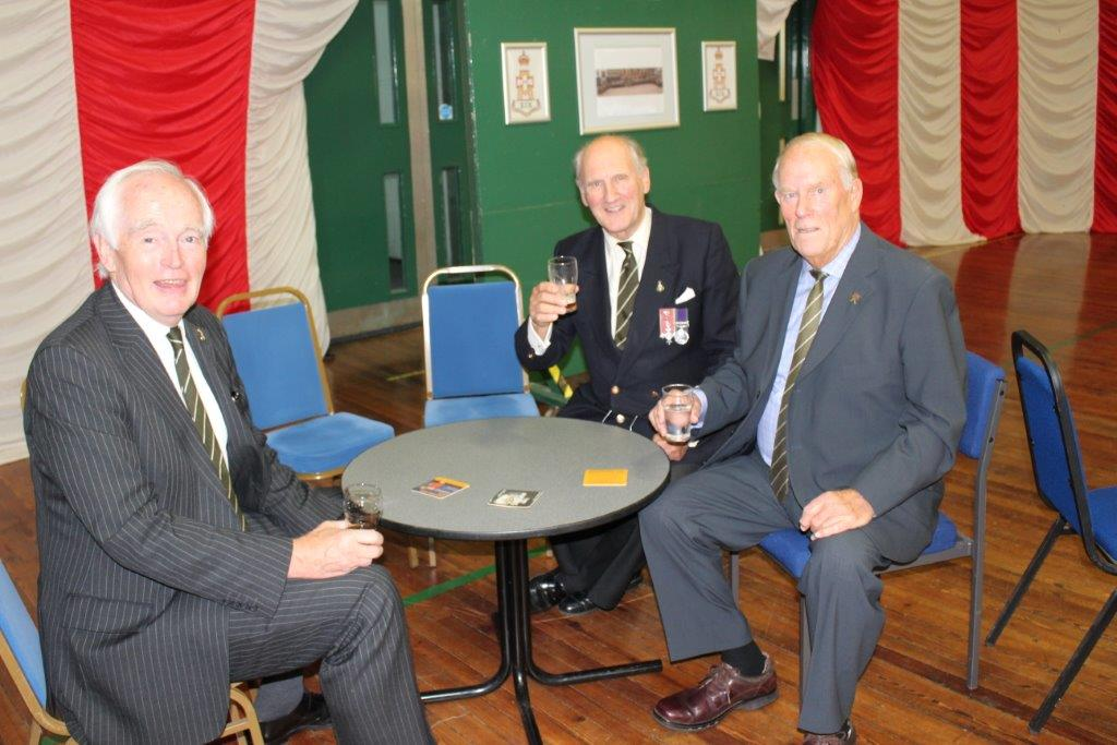 Green Howards Reunion Sun 8th Oct 2017 T.A Centre +Don Bar 033