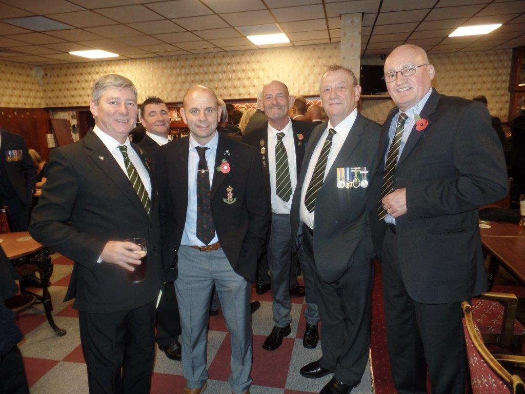 Kenny McGraths Funeral.Guisbrough Priory Wed 1st Nov 2017 160