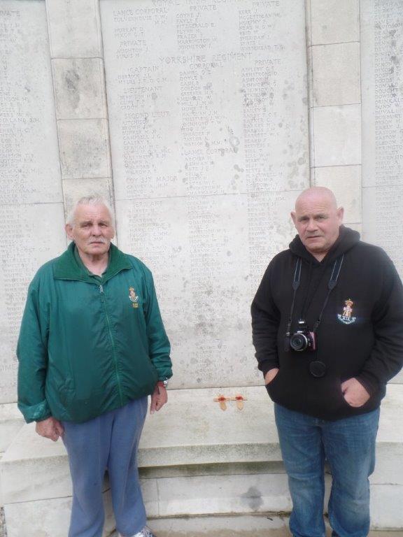 Ypres,Tynecot,Passchendale,Belgium 28th June 3rd July 2016 196