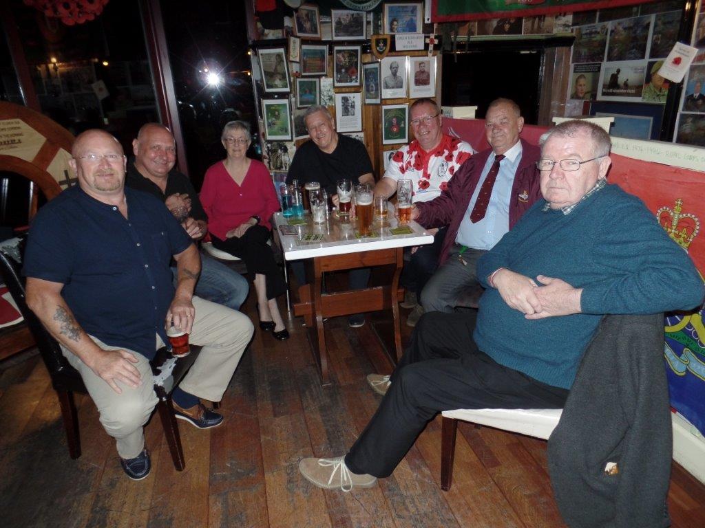 Don War Memorial Bar Stockton,Wed 5th July 2017 023