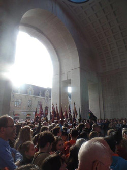 Ypres,Tynecot,Passchendale,Belgium 28th June 3rd July 2016 230
