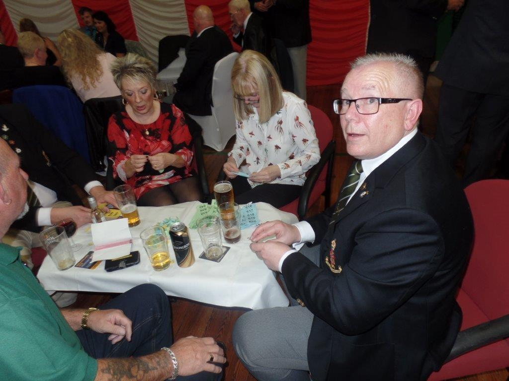 Green Howards Reunion,T.A  Centre Stockton Rd,Sat 15th Oct 2016 040