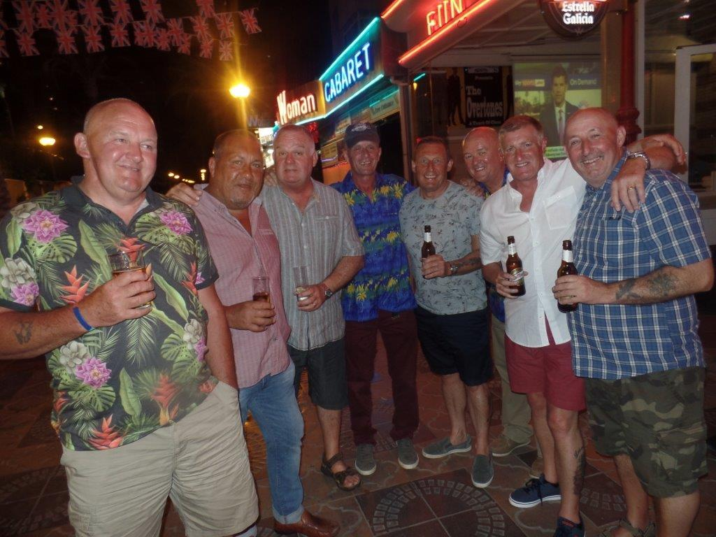 Green Howards.Benidorm Fun In The Sun.Mon 28th,Mon 4th June 2018 549