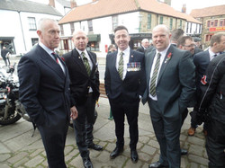 Kenny McGraths Funeral.Guisbrough Priory Wed 1st Nov 2017 058
