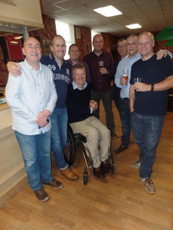 Green Howards Reunion,Lizzy 50th Longlands,Sat 15th Oct 2016 017