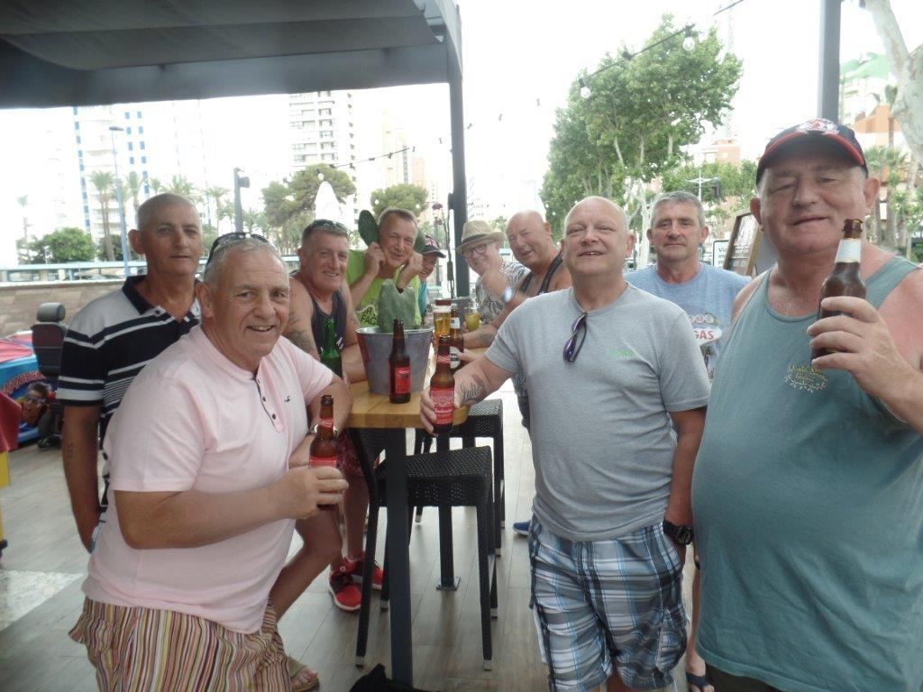 Green Howards Benidorm. Fun In The SunMon 28th May Mon 4th June 147