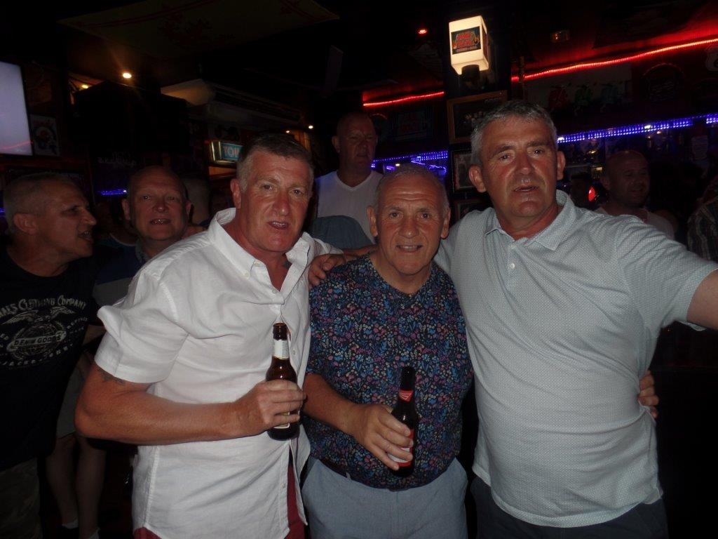 Green Howards.Benidorm Fun In The Sun.Mon 28th,Mon 4th June 2018 658