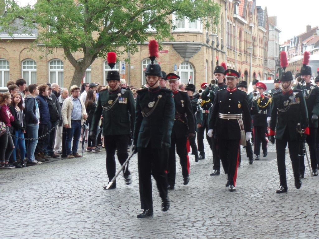 Ypres,Tynecot,Passchendale,Belgium 28th June 3rd July 2016 335