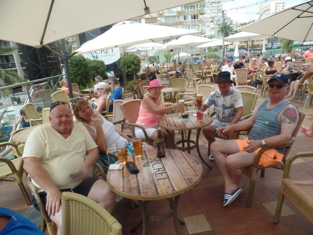 Green Howards.Benidorm Fun In The Sun.Mon 28th,Mon 4th June 2018 042