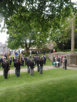 Green Howards Richmond Week-End Friday 13th-Monday 16th May 2016 431
