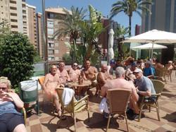 Green Howards.Benidorm Fun In The Sun.Mon 28th,Mon 4th June 2018 100