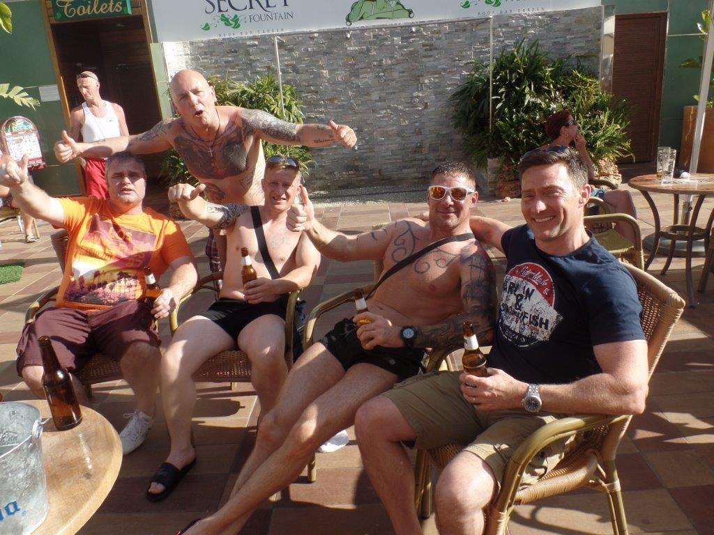 Green Howards.Benidorm Fun In The Sun.Mon 28th,Mon 4th June 2018 163