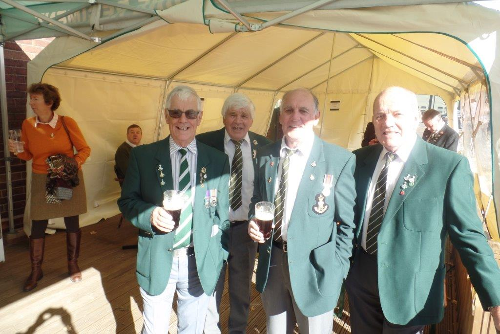 Green Howards Reunion Sun 8th Oct 2017 T.A Cntre + Don Bar 096