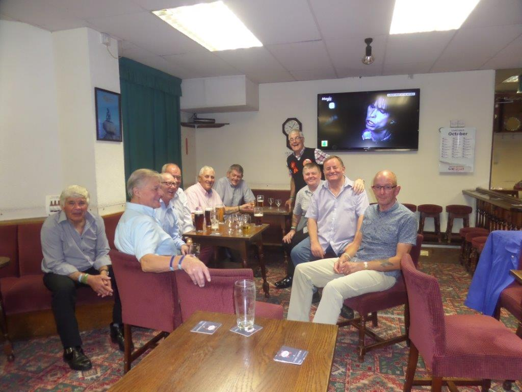 Green Howards Reunion,Scarborough Thu 16th Mon 20th Oct  2014 593